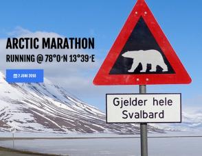 arctic marathon